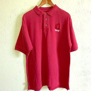 Oklahoma Sooners Vintage Logo Polo Shirt